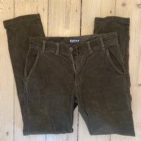Barbour bukser