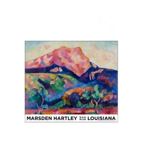Louisiana plakat Marsden Hartley 59,4 cm x 68 cm Sælges uden ramme