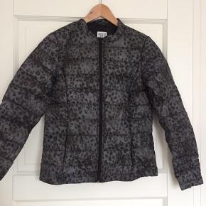 Saint Tropez jakke med leoprint
