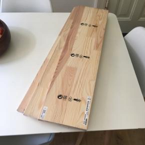 Træ aldrig brugt fra ikea