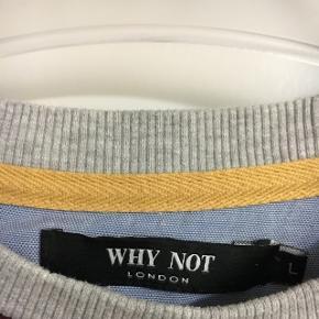 Lille str. L fra WHY NOT. Oprindeligt købt fra Quintess til 450. Brugt under 5 gange