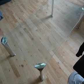 Glasbord fra Dahls bolighus