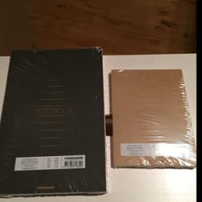 Prisen er for begge - Sælger disse fine notesblokke - helt nye - kan sendes på købers regning