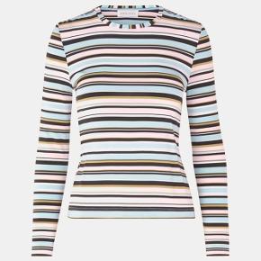 Stribet Stine Goya bluse!  Super smuk og lækker kvalitet.