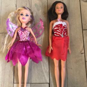 2 x Barbie  Samlet 50 kr