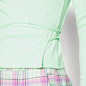 Envi grøn wrap trøje aldrig brugt