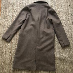 Beautiful soft and cozy coat from mango. Worn once. Like new