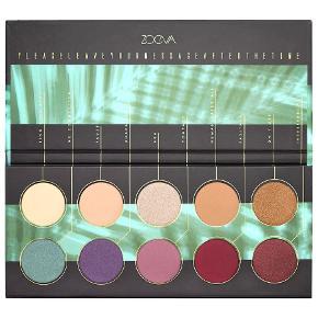 Zoeva makeup