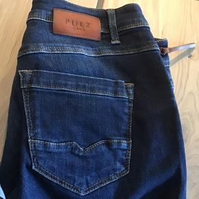 Fede jeans fra Pulz, henlægge 78 cm