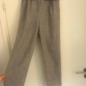 Super fede højtaljede bukser