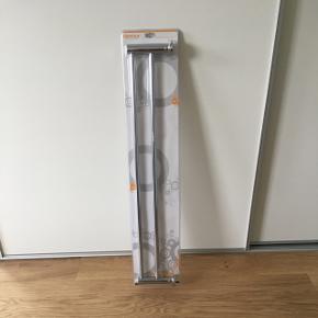 Håndklæde stang med plads til 2 håndklæder 83 cm lang