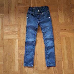 Smarte jeans med justering