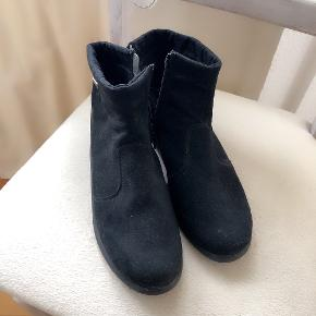 Rohde støvler
