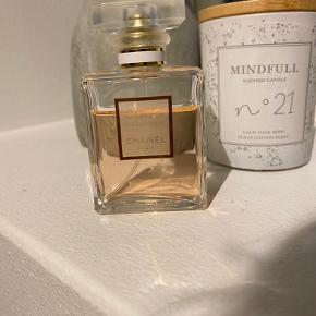 Chanel Coco mademoiselle 35 ml. 1/4 del er brugt.