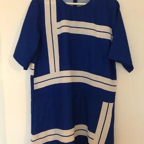Kjole fra Samsøe Samsøe brugt én gang.  Str. S, men kan også passes af en M.   Fejler intet.