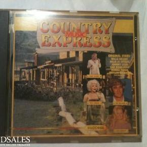 Brand: Contry Music Express - Vol 2. Varetype: CD Størrelse: - Farve: -  Sender gerne på købers regning :)