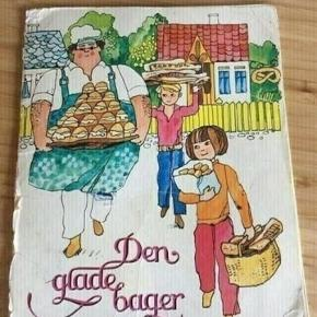 Den glade bager  Ælle bælle bog -fast pris -køb 4 annoncer og den billigste er gratis - kan afhentes på Mimersgade. 2200 - sender gerne hvis du betaler Porto - mødes ikke andre steder - bytter ikke