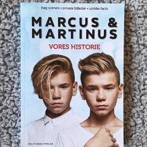Marcus og Martinus Vores Historie - Bog - God som ny