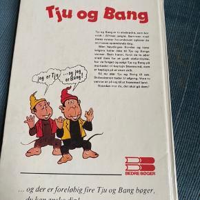 Tju og Bang til søs  -fast pris -køb 4 annoncer og den billigste er gratis - kan afhentes på Mimersgade 111 - sender gerne hvis du betaler Porto - mødes ikke andre steder  - bytter ikke