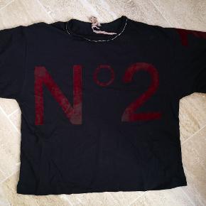 Selve tshirt har været brugt 2 gange desværre røg motivet delvist af ved første vask 😭 kom med et bud