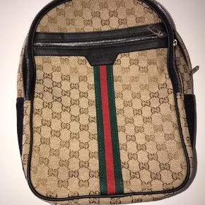 Original Gucci Backpack - purchased in 2010.  Paid €795 Looking to sell it before leaving the country. No silly offers please  I have proof of purchase.