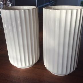Lyngby vaser 12 cm - vintage - i fin stand. Mp 350 pr stk.