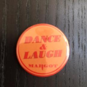 Badge - 3 cm i diameter