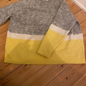 Lækker sweater fra Envii🧡 Brugt få gange, derfor næaten som ny BYD