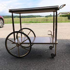 Chariot-bar ancienPrix a discuter