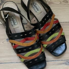 Retro sandaler