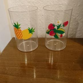 Søde sommer glas til en lækker lemonade
