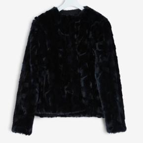 Filippa K pels- & skindjakke