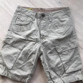 """Varetype: Shorts Størrelse: 30/30"""" Farve: Sand"""
