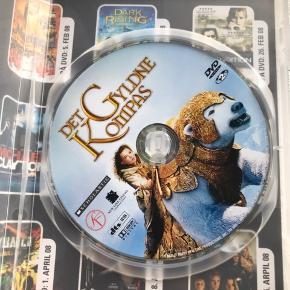 Filmen Det Gyldne Kompas. Smuk og eventyrlig film for de lidt større børn.