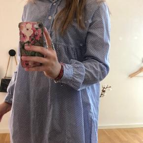 Sød kjole, som også kan bruges som skjorte