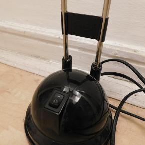 Skrivebords lampe