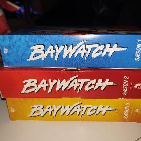 Baywatch sæson 1 + 2 + 3  Giv et bud