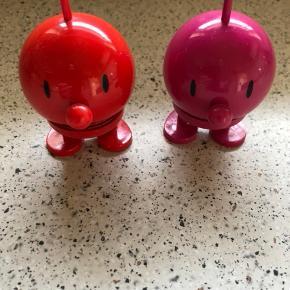 2 små Hoptimister i rød og pink  Tá begge 2 for 100 kr