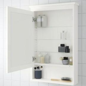 Spejl sælges til badeværelset, det har ikke været brugt, og ligger stadig i kassen usamlet😄 - Højde: 98cm -Bredde: 63cm  Det kan afhentes i Virring