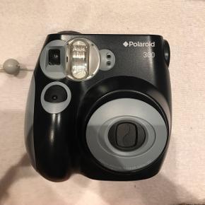 Ny Polaroid model - 300 - der hører ikke farvefilm med (skal selv købes)