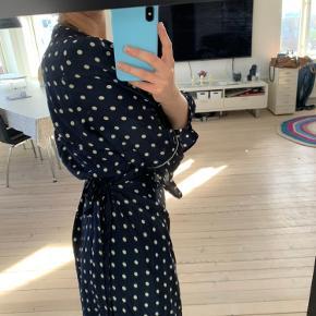 Blå Pulz kjole i L. Brugt 2-3 gange