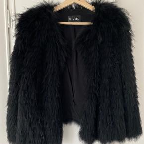 Utzon pels- & skindjakke
