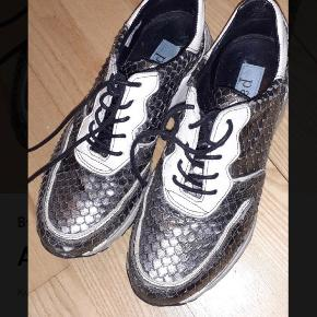 Apair sneakers