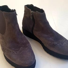 Lækker let støvle med for