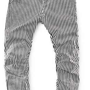 G-Star Raw 5622 3D Tapered Men's Slim-fit Elwood X25 Vertical Stripe Print Pharrell JeansW31,  l32 Aldrig brugt.