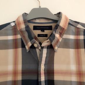 Tommy Hilfiger ternet skjorte str XL vintage fit