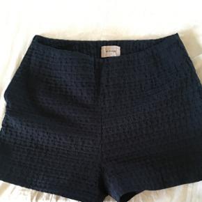 Wood wood shorts, højtaljede