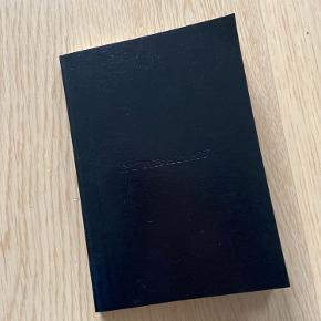 Burberry notesbog 17 x 12 cm