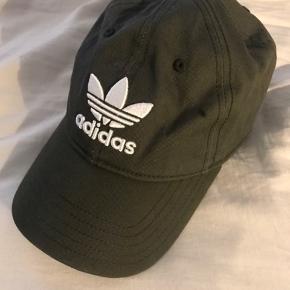 Grøn army cap, brugt få gange
