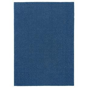 - Kan afhentes på Østerbro - mørkeblå, 170x240 cm